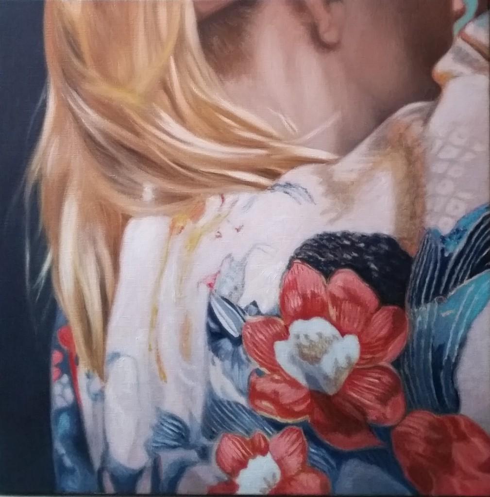 the kimono (Lisa Ekdahl)