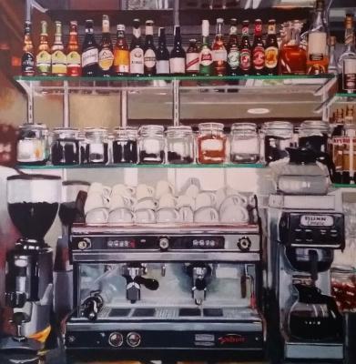 Coffee Machine, Mornington