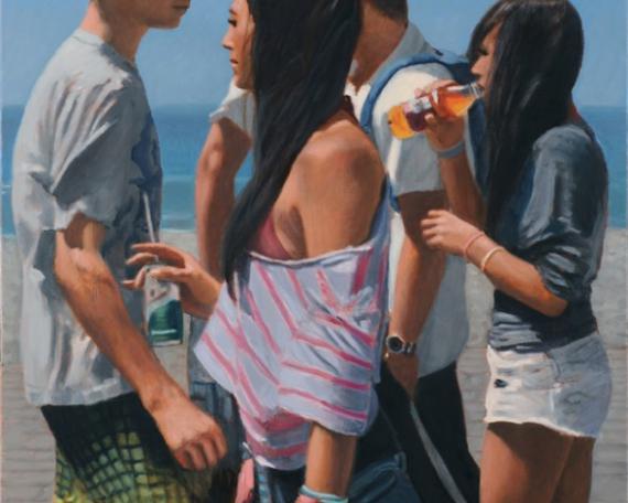 Brief Encounter, Surfers in Cape Town