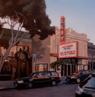 Clay Cinema, San Francisco